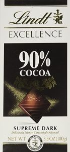 Cacao Lindt 90%